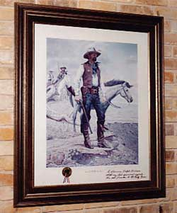 Leander H McNelly Texas Ranger Large
